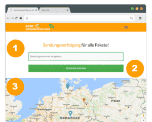 sendungsverfolgung Deutsche Post Mail